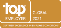 Top employer, global, 2018